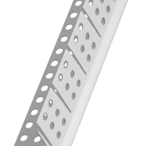 Stūra šina (PVC) arkām, 3.0m