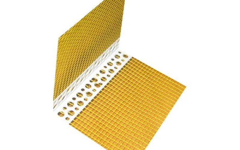 Stūris fasādes ēku siltināšanai PVC Koelner 100x150x2500mm