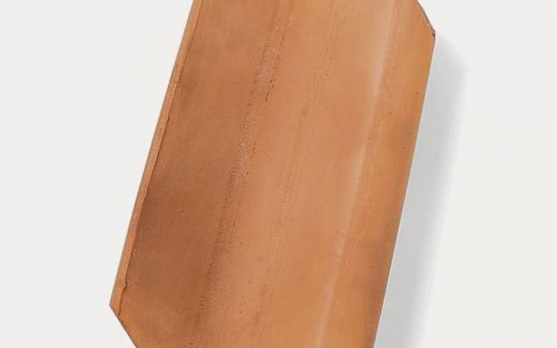 Monier Vittinge E13, rindu dakstiņš, viscaur krāsots, ķieģeļsarkans