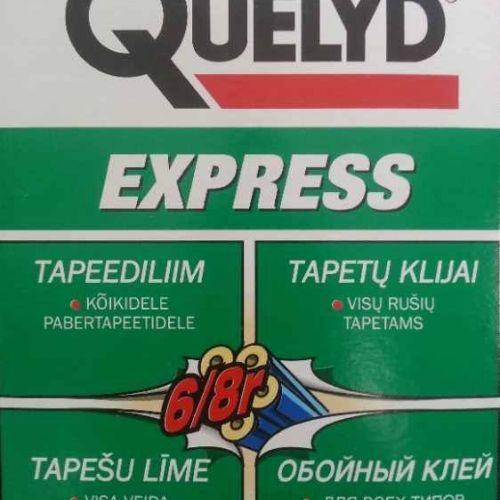Bostik Quelyd Express tapešu līme 250g