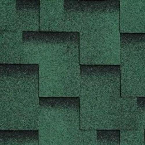 Technonicol bitumena šindeļi Accord Jive Zaļš, 3m2