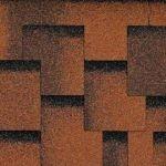 Technonicol bitumena šindeļi Accord Praga brūns-kontrasts, 3m2