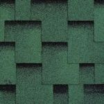 Technonicol bitumena šindeļi Accord Praga zaļš, 3m2