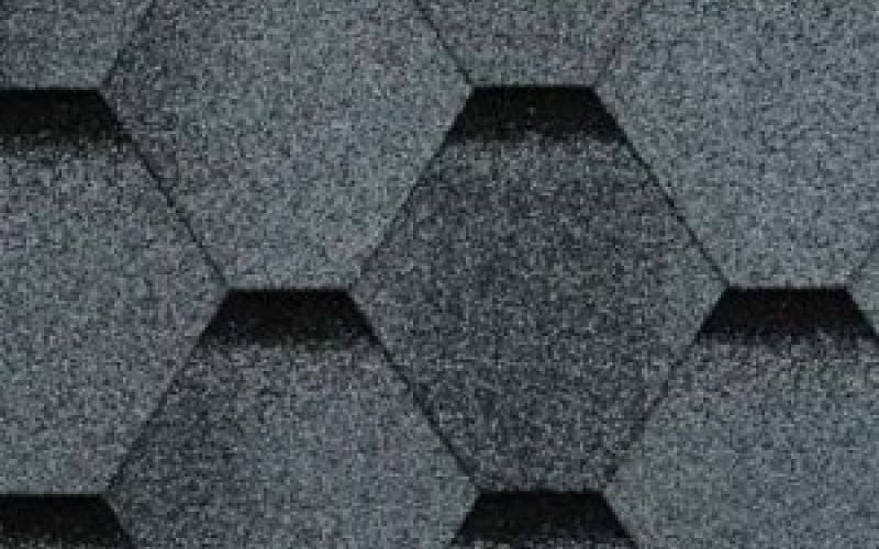 Technonicol bitumena šindeļi Sonata Versales Pelēks, 3m2