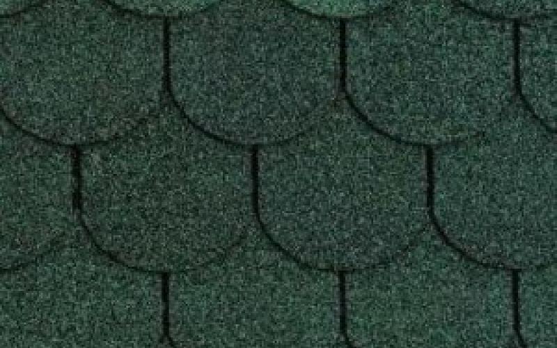 Technonicol bitumena šindeļi Tango Super Zaļš, 3m2