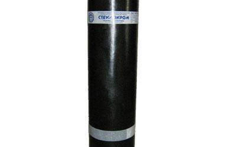 Technonicol Steklokrom HKP 4,0, plakano jumtu segums, augšklājs 10m2