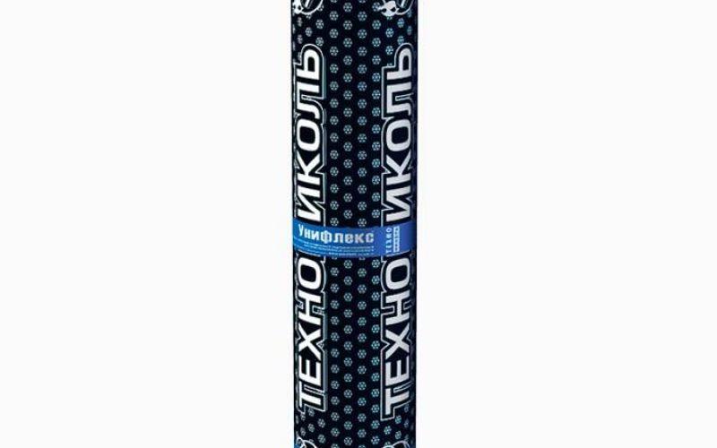 Technonicol Unifleks EPP 3.7, plakano jumtu segums, apakšklājs 10m2