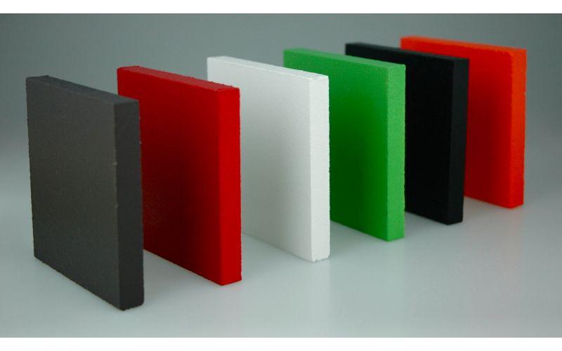 Tempsi Colore krāsota cementa skaidu plāksne 10x1250x2600mm