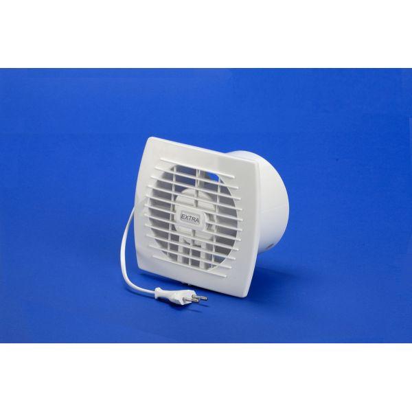 Ventilators ar vadu un slēdzi