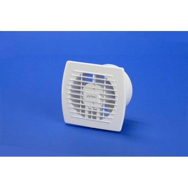 Ventilators ar taimeri un fotoelementu