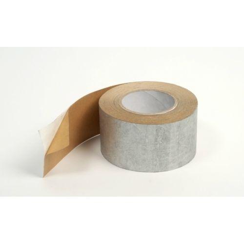 Tyvek Metallised Tape Vienpusēja atstarojošā lente, iekšdarbiem/ārdarbiem, 75 mm, 25m