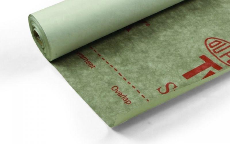 TYVEK Pro Plus tape armēta difuzplēve ar mikrospraugām, elpojoša ar līmlentu 150cm, 75m2