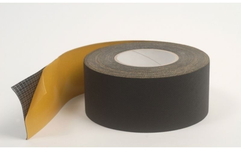 Tyvek UV Facade Tape Vienpusēja akrila lente ar augstu (UV) staru pretestību, ārdarbiem, 75 mm, 25m