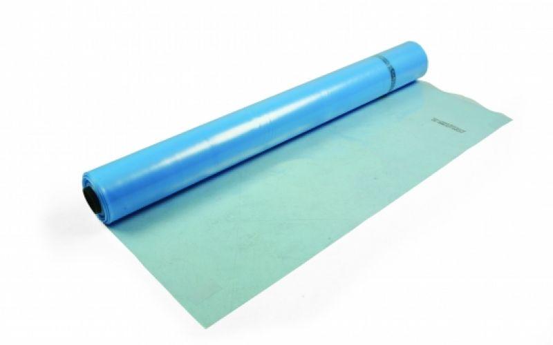 UV Siltumnīcas polietilēna plēve 0.200 mm, gaiši zila 600cm, 300m2