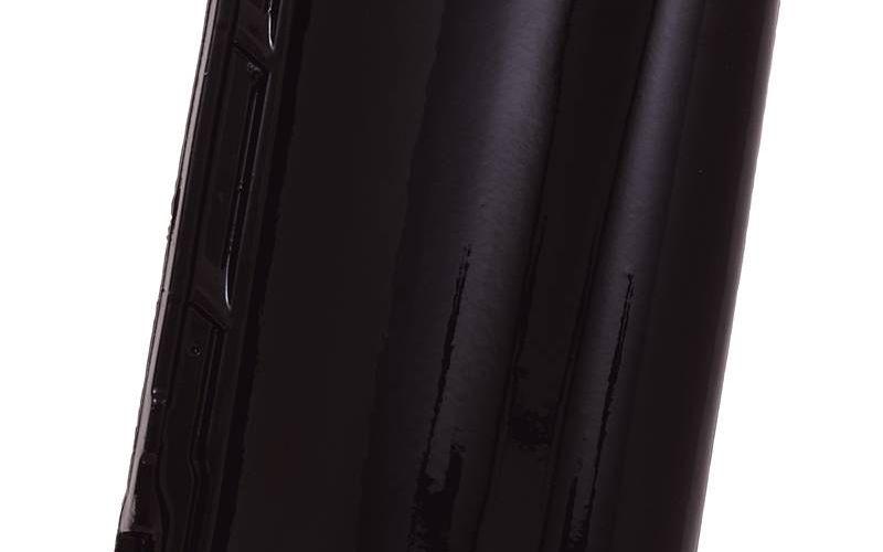 Monier Nova, rindu dakstiņš, glazēts melns