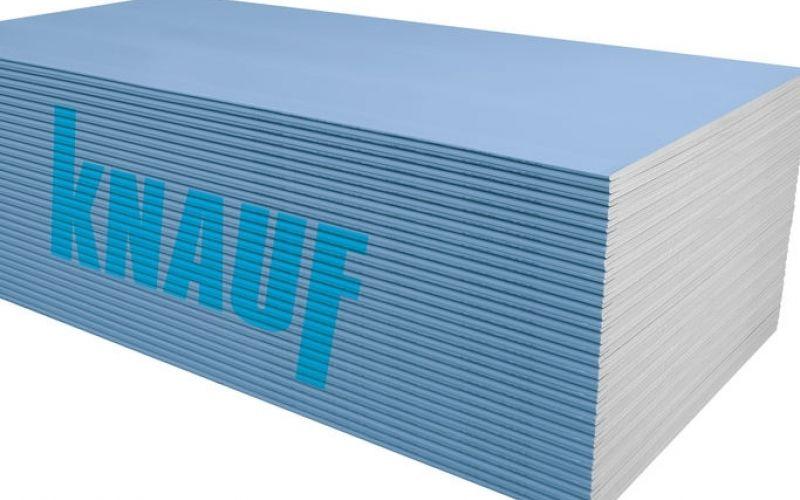 KNAUF Blue (GKFI) īpaši izturīgs reģipsis 1200x2600x12,5mm