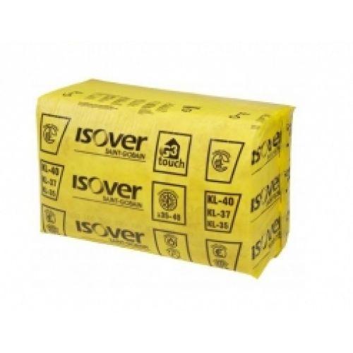 ISOVER KL-AKU (KL40) 100x610x1310mm 7.99m2 0,04λ G3 touch Minerālvate plāksnēs